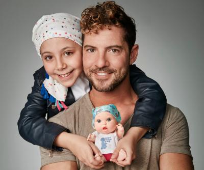 Babypelon Juegaterapia David Bisbal